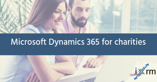 Microsoft Dynamics 365 for charities