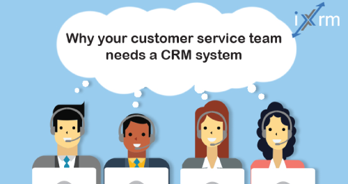 Why your customer service team needs a CRM system