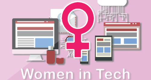 Where are all the women in tech?