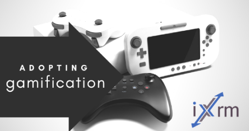 Gamification: why it's worth bringing an element of fun to your CRM system