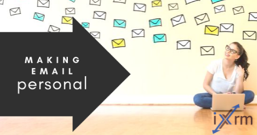 Personalised email marketing: the benefits