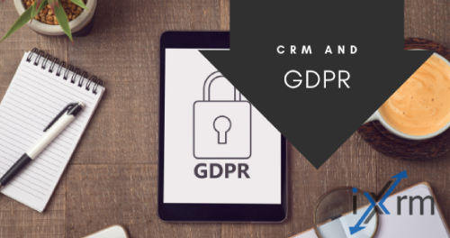 CRM: A helping hand to GDPR compliance