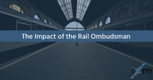 The Impact of the Rail Ombudsman