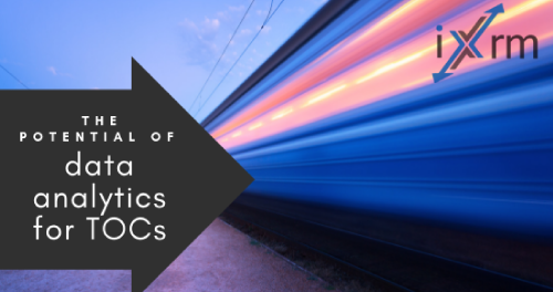 The potential of data analytics for rail organisations