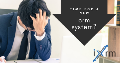 5 signs your CRM isn't right for your organisation