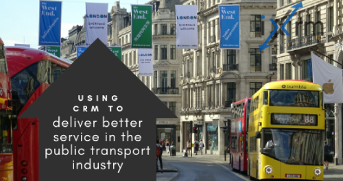 Delivering better service in the public transport industry with CRM