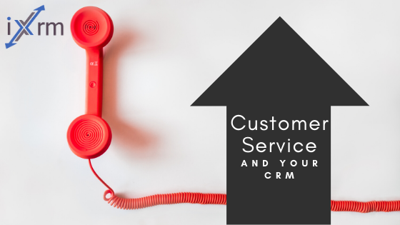 Your CRM and your customer service team