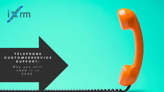 Telephone customer service support: why you still need it in 2020