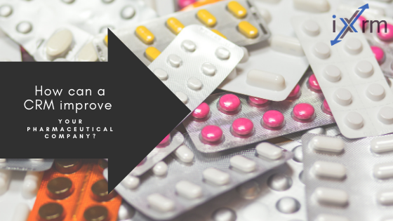 How can a CRM improve your pharmaceutical company?
